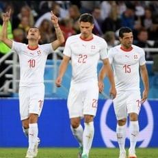 ЧМ-2018: Швейцария вырвала победу у Сербии