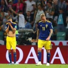 Швеция установила антирекорд чемпионатов мира