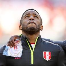 Фарфан повредил голову на тренировке Перу