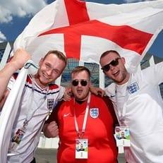 ЧМ-2018: стартовые составы Англии и Панамы
