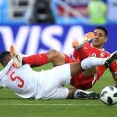 Футбольный союз Сербии планирует жаловаться на судейство в матче против Швейцарии