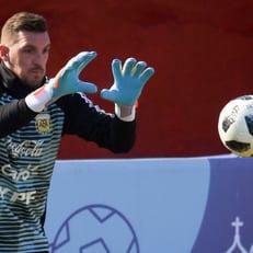 ЧМ-2018: Франко Армани заменит Кабальеро в воротах Аргентины