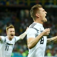 ЧМ-2018: Германия на последних минутах вырывает победу над Швецией