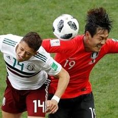 ЧМ-2018: Мексика обыграла Южную Корею и набрала шесть очков