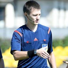 Украинский арбитр Шурман обслужит матч квалификации ЛЕ