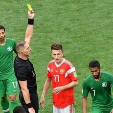 Маланг Диду обслужит матч Уругвай - Россия, Испания - Марокко - Равшан Ирматов