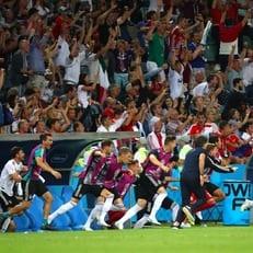ФИФА может наказать сборную Германию