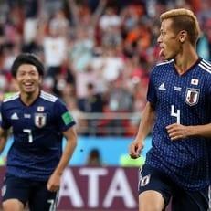 Кейсуке Хонда - первый японец, который забивал на трех чемпионатах мира
