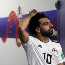Мохамед Салах - лучший игрок матча Саудовская Аравия - Египет