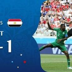 ЧМ-2018: Саудовская Аравия обыграла Египет