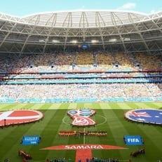 ФИФА оштрафовала сборную Дании за беспорядки болельщиков