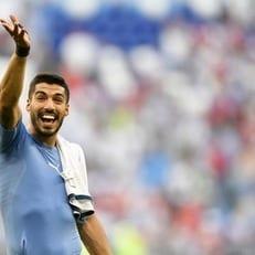 Луис Суарес превзошел Фернандо Морену по голам в официальных играх среди уругвайцев