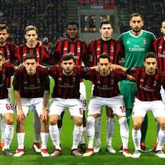"""""""Милан"""" отстранен от еврокубков на два сезона"""