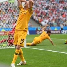 ЧМ-2018: сборная Перу уверенно обыграла Австралию