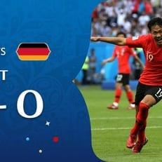 ЧМ-2018: Германия проиграла Южной Кореи и покинула турнир