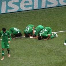 Саудовская Аравия победила на ЧМ впервые с 1994 года