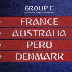 В матче Дания - Франция было нанесено наименьшее количество ударов по воротам на ЧМ-2018