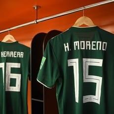 ЧМ-2018: стартовые составы сборных Мексики и Швеции