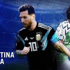 Нигерия - Аргентина: стартовые составы на матч ЧМ-2018