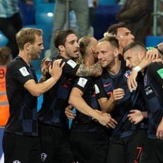 Исландия – Хорватия: стартовые составы на матч ЧМ-2018