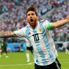 ЧМ-2018: Аргентина обыграла Нигерию и вышла в плей-офф турнира