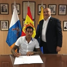 """Серхио Араухо продлил контракт с вылетевшим в Сегунду """"Лас-Пальмасом"""""""