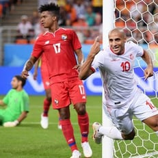 Тунис одержал первую победу на ЧМ за 40 лет