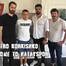 "Дмитрий Коркишко перешел в ""Хатайспор"""