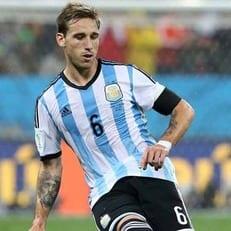 Лукас Биглия объявил о завершении карьеры в сборной Аргентины