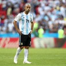 Маскерано заработал 7-ю желтую карточку на чемпионатах мира и установил рекорд