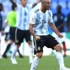 Хавьер Маскерано завершил карьеру в сборной Аргентины