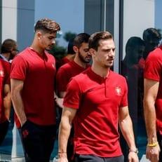 Уругвай - Португалия: стали известны составы на матч ЧМ-2018