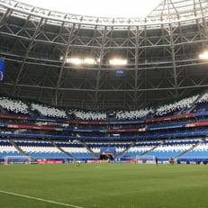 ЧМ-2018: стартовые составы Бразилии и Мексики