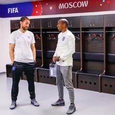 Колумбия - Англия: стартовые составы на матч ЧМ-2018