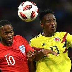ЧМ-2018: Англия по пенальти прошла Колумбию