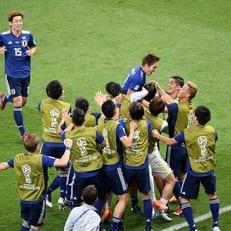 Япония побила свой рекорд результативности на ЧМ