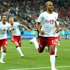 Дания и Хорватия забили по голу за 217 секунд — это рекорд ЧМ