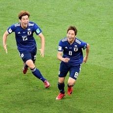 Генки Харагути стал автором первого гола в плей-офф в истории Японии
