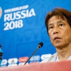 """Главный тренер Японии: """"Я убит результатом, а игроки шокированы"""""""