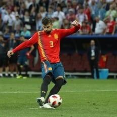 Испания совершила 1000 передач в поединке с Россией - лучший показатель ЧМ