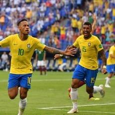 ЧМ-2018: Бразилия обыграла Мексику