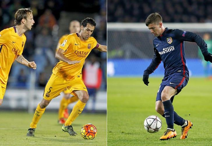 """""""Барселона"""" и """"Атлетико"""", Marca"""