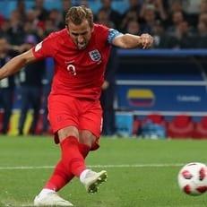 Харри Кейн признан лучшим игроком матча Колумбия - Англия