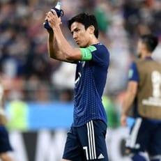 Хасебе завершил карьеру в сборной Японии
