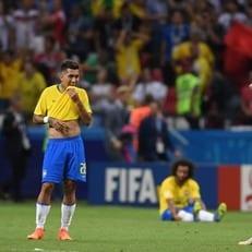 Бразилия в 4-й раз подряд вылетела с ЧМ, проиграв европейской сборной