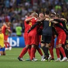 Бельгия впервые в своей истории забила 14 голов на ЧМ