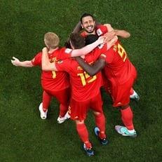 Бельгия не проигрывает в 23-х матчах подряд