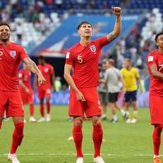 Англия вышла в полуфинал ЧМ впервые за 28 лет