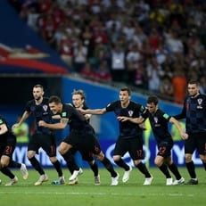 Хорватия - вторая сборная, выигравшая две серии пенальти на одном ЧМ