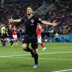 Андрей Крамарич – седьмой футболист Хорватии, кто забивал на ЧМ-2018